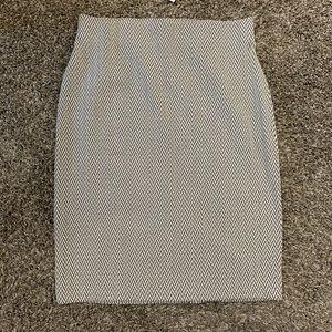 Dress barn Pencil Skirt Elastic Waist